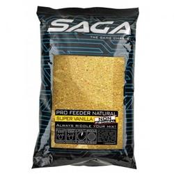 Saga pro feeder natural mix super vanilla 1kg