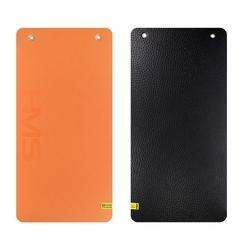 Mata klubowa z otworami 15 mm mfk01 pomarańczowa - hms - pomarańczowy