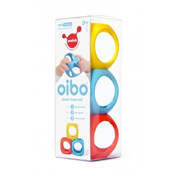 Zabawka kreatywna oibo 3 szt. - kolory podstawowe