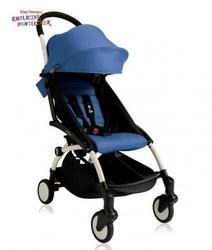 Wózek spacerowy babyzen yoyo+ wraz z zest. kolorystycznym, 6m+