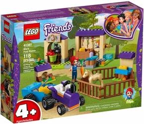 Klocki lego friends 41361 stajnia ze źrebakami mii