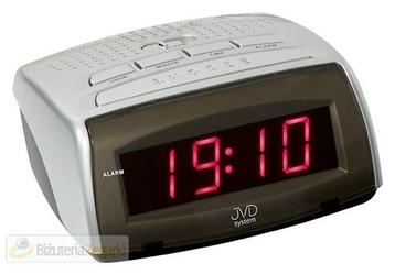 Zegar prądowy - budzik jvd sb 0720.1