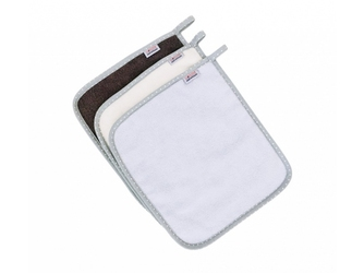 BŁĘKIT zestaw ręczniczków do odbijania i mycia 3 szt.