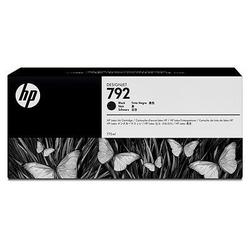 Hp 792 wkład atramentowy latex czarny 775 ml