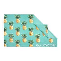 Ręcznik szybkoschnący soft fibre lifeventure - pineapples 150x90 cm