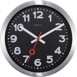 Zegar ścienny lub stołowy station 19 cm cyfry arabskie