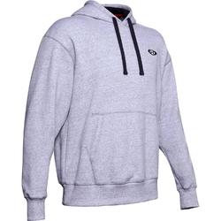 Bluza męska under armour performance originators fleece hoodie - szary