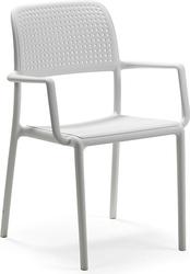 Krzesło ogrodowe bora białe