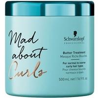 Schwarzkopf mad about curls butter treatment kremowa maska do włosów 500ml
