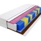 Materac kieszeniowy warna molet multipocket 130x155 cm średnio  bardzo twardy 2x kokos