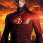 The flash barry allen - plakat