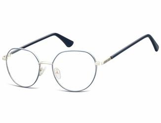 Lenonki okrągłe okulary oprawki optyczne 916f