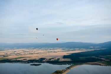 Romantyczny lot balonem dla dwojga - poznań