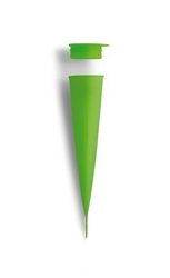 Rożek do lodów Lekue zielony