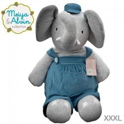 Meiya  alvin - alvin elephant cuddly doll xxxl