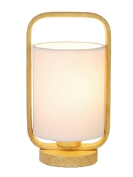 Lampa stołowa isumi 260mm jasne drewno