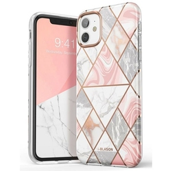Etui supcase cosmo lite do apple iphone 11 marble pink