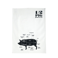 Ręcznik kuchenny 12 pig nicolas vahe