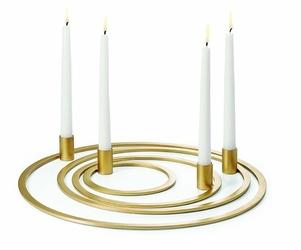 Świecznik Four Rings