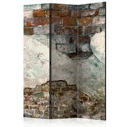 Parawan 3-częściowy - skruszone mury parawan