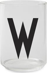 Szklanka AJ litera W