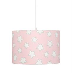 Lampa wisząca - pink stars
