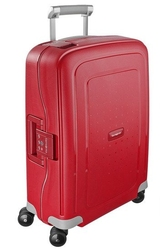 Walizka kabinowa samsonite scure 55 cm - red || crimson red