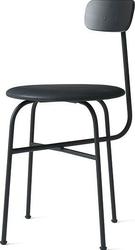 Krzesło afteroom 4 tapicerowane czarne