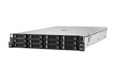 Fujitsu serwer rack rx2520m5 1x4210r 64gb 2x32gb nohdd ep420i 2x1gb + 1gb irmc     2x450w 3yos vfy:r2525sc210in