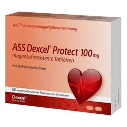 Ass dexcel protect 100 mg tabletki