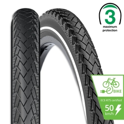 Opona rexway do e-bike max. 50 km 28 x 1.50 40-622 700 x 38c