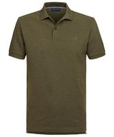 Męska koszulka polo profuomo oliwkowa s