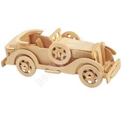 Model drewniany packard twelve