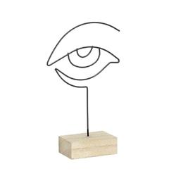 Dekoracja poser arty oko