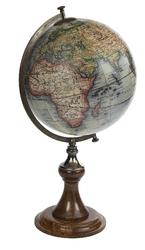 Authentic models globus vaugondy 1745 l gl008d