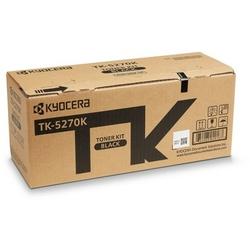 Toner Oryginalny Kyocera TK-5270K 1T02TV0NL0 Czarny - DARMOWA DOSTAWA w 24h