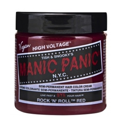 Farba manic panic- high voltage rock n roll red