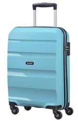 Walizka american tourister bon air 55 cm - blue topaz || blue