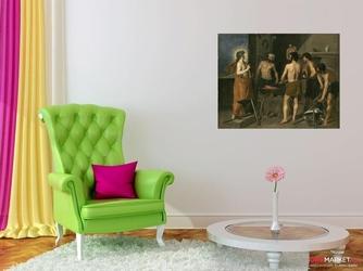 kuźnia wulkana - diego velazquez ; obraz - reprodukcja