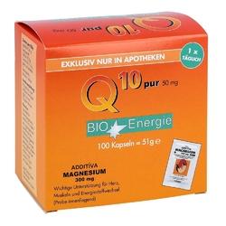 Q 10 pur 50 mg kapsułki