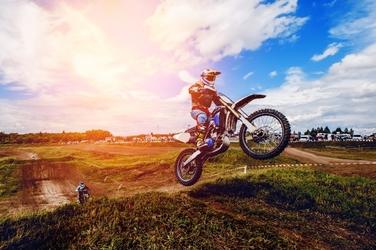 Fototapeta motocross 2538