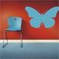 Motyl 15 naklejka