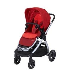 Maxi cosi adorra vivid red wózek spacerowy