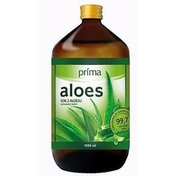 Aloes prima sok z aloesu 1000ml
