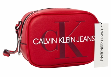 Damska torebka Calvin Klein Jeans Sculpted Monogram Camera CK - K60K605524 649