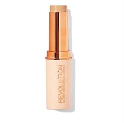 Makeup revolution fast base stick podkład w sztyfcie f9