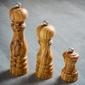Ręczny młynek do soli z drewna oliwnego, 10 cm peugeot bistro pg-38229