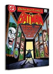 Batman rogues gallery - obraz na płótnie
