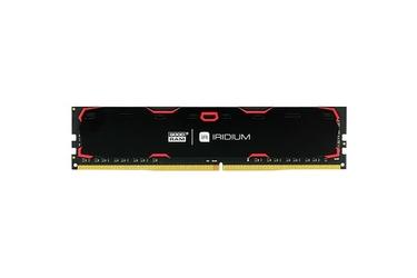 GOODRAM DDR4 IRIDIUM 8GB2400 15-15-15 10248 Czarna