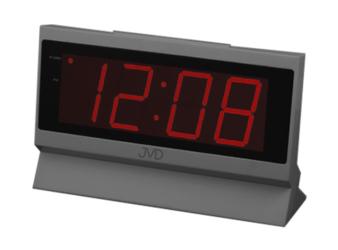 ZEGAR prądowy - budzik JVD SB 1820.1